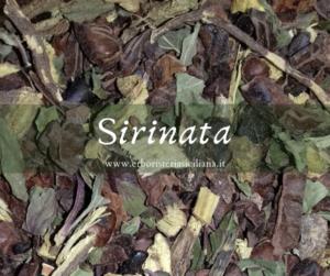sirinata infuso Erboristeria siciliana, la tua erboristeria online